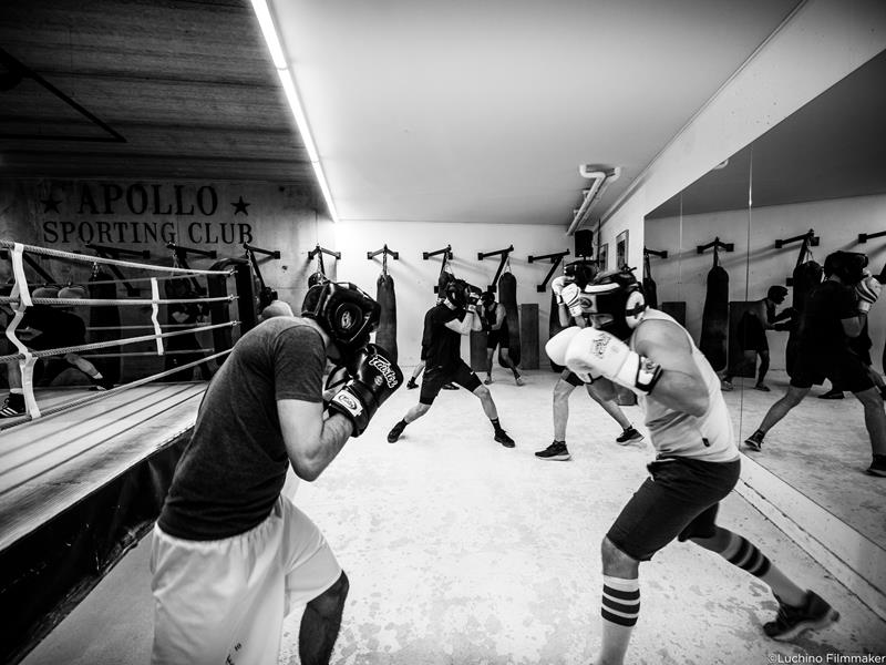 Boxing in Nicaragua, a very popular sport 28/03/2019, Los Clavos